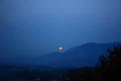 Full moon rise (PanosKa) Tags: landscape
