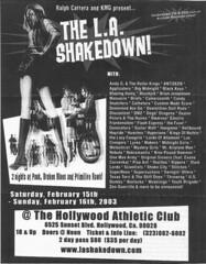 LA Shakedown 2