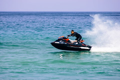 Speed Maniac (Yoonki Jeong) Tags: ocean sea beach korea spray jetski gangneung     personalwatercraft gangwon     beachburner