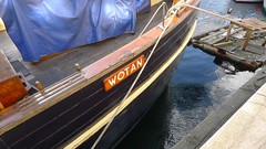Wotan (augmatic) Tags: copenhagen denmark ship nametag wotan