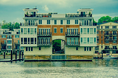 Baltimore Maryland (Vitaliy973) Tags: travel building nature water md maryland baltimore innerharbor chesapeakebay nikond7000