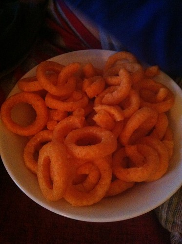 Snack - May 18 - onion rings