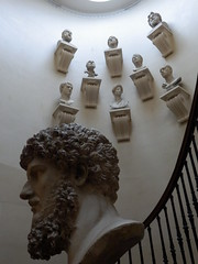 Scottish National Gallery: Lucius Verus (Diamond Geyser) Tags: sculpture art edinburgh bust scottishnationalgallery luciusverus