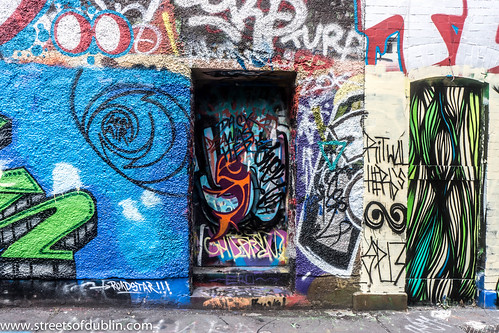 Street Art - Windmill Lane (Dublin)