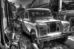 Series 2 Land Rover (Twiggy's Photography) Tags: 2 3 canon 1 rover land series