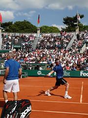 French Open 2013 (Passion Leica) Tags: leica paris williams tennis sharapova rolandgarros digilux fft frenchopen phamdoan phamdoand