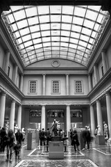 Greek and Roman Art (Zenobia Gonsalves) Tags: nyc newyorkcity vacation blackandwhite sculpture ny newyork art glass architecture canon artwork gallery centralpark manhattan marble fifthavenue artmuseum atrium glassroof uppereastside romanart romanvilla greekart themetropolitanmuseumofart museummile photomatix classicalantiquity hellenisticart march2013 canoneosrebelt3i theleonlevyandshelbywhitecourt gallery162 zenobiagonsalves