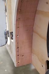 1934 SS 1  Tourer Coachwork Restoration (joefenstermaker) Tags: coachbuilt car 1934 jaguar swallow ss1 tourer standard ash wood restoration vintage prewar ccca