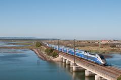 Train 9715  Port-la-Nouvelle (Trains-En-Voyage) Tags: portlanouvelle sncf tgv sncftgv800
