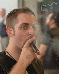 Draw... (Octane Photo) Tags: iml facialhair cigar cigars