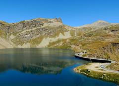 Lago Agnel (anto_gal) Tags: piemonte valle orco ivrea torino 2016 ceresole montagna gran paradiso parco trekking escursione escursionismo pngp lago agnel diga