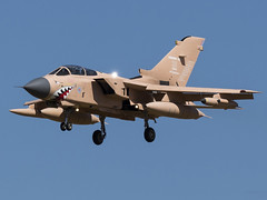 Royal Air Force | Panavia Tornado GR4 | ZG750 (FlyingAnts) Tags: royal air force panavia tornado gr4 zg750 royalairforce panaviatornadogr4 raf operationgranby granby rafmarham egym