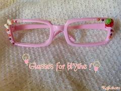 Lunettes pour Blythe - FA (koikokoro) Tags: blythe simply chocolate glasses