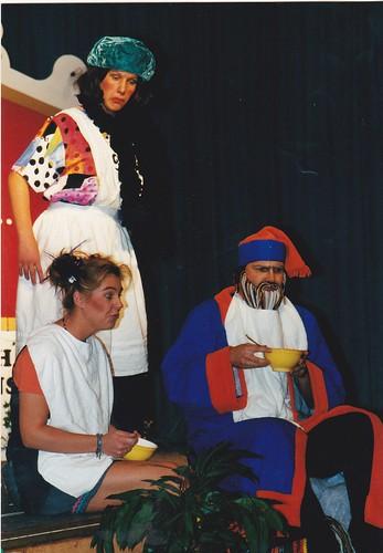 200010 Ferrie Teel en de Vergeetkorrels (famstuk) 1 kl