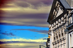 (Jean-Luc Lopoldi) Tags: ciel fronton monument