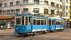 Fotofahrt Tram Museum Zürich -  Ce 2/2 2 - Mai 2005 (hrs51) Tags: streetcar strassenbahn tram zürich tmz museumslinie trammuseum zurich switzerland museum historical schweiz suisse svizzera public transport tramway ce 22 2 hans rudolf hansrudolf hansruedi stoll
