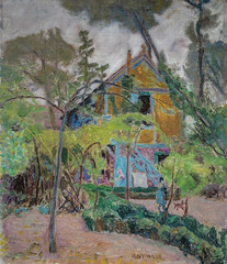 Pierre Bonnard - House among the Trees (Fitzwilliam Museum Cambridge England) at Pierre Bonnard: Painting Arcadia Exhibit Legion of Honor Museum of Fine Arts San Francisco CA (mbell1975) Tags: sanfrancisco california unitedstates us pierre bonnard house among trees fitzwilliam museum cambridge england painting arcadia exhibit legion honor fine arts san francisco ca museo muse musee muzeum museu musum mze finearts gallery gallerie beauxarts beaux galleria french impression impressionist impressionism