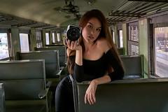 Goda Paulaviit with Hasselblad X1D+XCD 45/3.5 (Khun_K) Tags: beautiful girl hasselblad x1d portrait portraiture