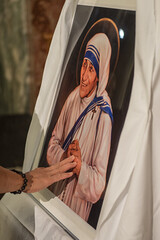 Mass of Thanksgiving St Teresa of Calcutta (Catholic Church (England and Wales)) Tags: mass thanksgiving st teresa calcutta