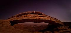 Moonlit Arch (davekoch_photo) Tags: landscape mesaarch moab utah canyonlands