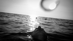 * (Timos L) Tags: sea water portrait self calm sun sunset drop nose summer2016 greece hellas street beach underwater waterproof fuji fujifilm xp20 timosl