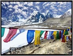 Heaven on Earth (motionfreezee) Tags: india gurudongmar lakes mountaintop mountain sikkim northsikkim
