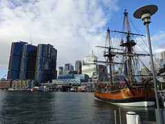 Endeavour (sccart) Tags: capt james cooks hmb endeavour