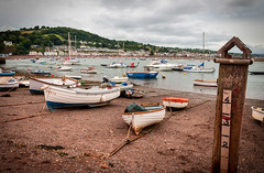 teignmouth harbour (macmarkmcd) Tags: teignmouth devon uk boats sea seaside nikon d300 18105mm