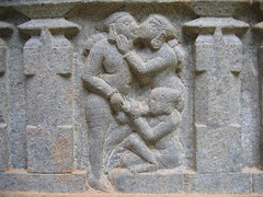 Hosagunda Temple Sculptures Photos Set-1-Erotic sculptures (20)