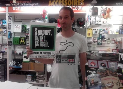 support don't punish  Pau 201642