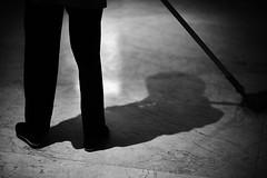 Shadows don't lie (N A Y E E M) Tags: cleaner lady sweeper broom light shadow lobby hotel radissonblu ramadan afternoon chittagong bangladesh availablelight indoors