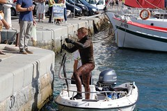 Pirano - 06 (Cristiano De March) Tags: pesca pesci pirano slovenia mare cristianodemarch barche