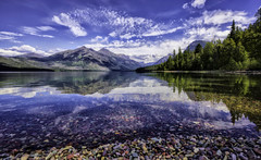 Lake McDonald Rocks (Jeff Clow) Tags: 2016 glaciernationalpark montana mothernature sonya7 usa landscape nature outdoors outside scenery scenics summer lakemcdonald nationalparks clarity clear crystalclearwater travel getaway offthebeatenpath offthebeatentrack offthegrid