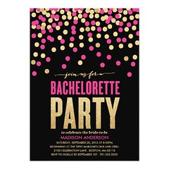 (SHIMMER & SHINE | BACHELORETTE PARTY INVITATION) #Bachelor, #Bachelorette, #Beautiful, #Black, #Bride, #Classic, #Classy, #Confetti, #Fun, #Glitter, #Gold, #Hip, #Modern, #New, #Party, #Pink, #Pretty, #Retro, #Script, #Shine, #Sparkle, #Trendy, #Vintage, (CustomWeddingInvitations) Tags: shimmer shine | bachelorette party invitation bachelor beautiful black bride classic classy confetti fun glitter gold hip modern new pink pretty retro script sparkle trendy vintage wedding white is available custom unique invitations store httpcustomweddinginvitationsringscakegownsanniversaryreceptionflowersgiftdressesshoesclothingaccessoriesinvitationsbinauralbeatsbrainwaveentrainmentcomshimmerampshinebachelorettepartyinvitation weddinginvitation weddinginvitations