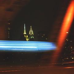 Take it easy.    #ny #newyork #nyc #newyorkcity #manhattan #buildings #city #night #light #chryslerbuilding #empirestatebuilding #urban #blur #newyork_ig #city_explore #worlderlust #mextures #vsco #travel #traveling #citylights #skyscrapers #slowshutter # (basit960) Tags: empirestatebuilding chryslerbuilding buildings night city manhattan newyork nyc instagramapp square squareformat iphoneography