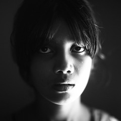 ISMET (N A Y E E M) Tags: ismet girl young portrait maid helper relative distant home rabiarahmanlane chittagong bangladesh sooc availablelight indoors naturallight poverty child square cropped rohingya arakanese