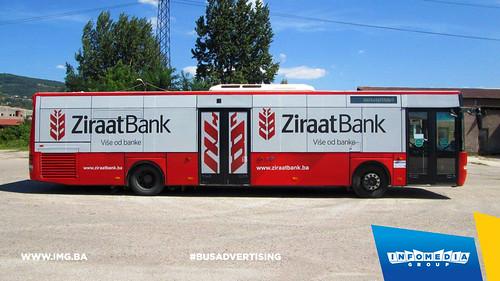 Info Media Group - Ziraat Bank, BUS Outdoor Advertising, Banja Luka 08-2016 (5)