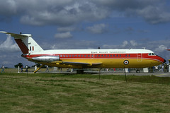 XX105 (RAE) (Steelhead 2010) Tags: raf royalairforce royalaircraftestablishment rae ffd fairford greg xx105 bac 111200