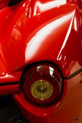 Glimpses of Red (glank27) Tags: laferrari ferrari red maranello museo cars supercars hypercars hybrid karl glanville canon eos 70d efs 1585mm f3556 shine