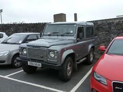 Land Rover TDCI (K Garrett) Tags: land rover defender landroverdefender 22 tdci auto vehicle