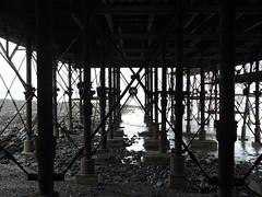 Aberystwyth Pier (corrallmccormack) Tags: aber aberystwyth pier beach