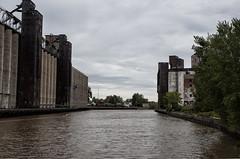 Waterfront Silos (Brian Rome Photography) Tags: urbex urbanexploration explore travel usa newyorkstate buffalo canal abandoned grain empty deserted city america american