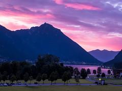 Pertisau July 2014 (Roger Hanuk) Tags: achensee austria lake morning pertisau sunrise tyrol