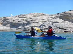 hidden-canyon-kayak-lake-powell-page-arizona-southwest-DSCN8067 (lakepowellhiddencanyonkayak) Tags: kayaking arizona southwest kayakinglakepowell lakepowellkayak paddling hiddencanyonkayak hiddencanyon slotcanyon kayak lakepowell glencanyon page utah glencanyonnationalrecreationarea watersport guidedtour kayakingtour seakayakingtour seakayakinglakepowell arizonahiking arizonakayaking utahhiking utahkayaking recreationarea nationalmonument coloradoriver halfdaytrip lonerockcanyon craiglittle nickmessing lakepowellkayaktours boattourlakepowell campingonlakepowellcanyonkayakaz lonerock davepanu