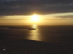 Coucher de soleil   la Dune du Pilat (mchub) Tags: dunedupilat arcachon gironde hx400v sable