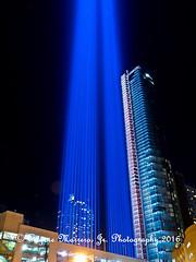 New York City (Themarrero) Tags: newyork newyorkcity nyc nationalseptember11memorial nationalseptember11memorialandmuseum tributeinlights olympuse5 olympuszuikodigitaled1260mmf2840swdlens