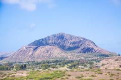 Upclose shot of Koko Head Crater (Alan Yeh Photography) Tags: hawaii 808 oahu paradise kokohead makapuulighthousetrail hiking