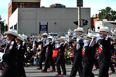 2016 Parade Showband 4 (pokoroto) Tags: 2016 parade showband calgarystampedeshowband people calgarystampede calgary   alberta canada  7   shichigatsu fumizuki bookmonth 28 summer july