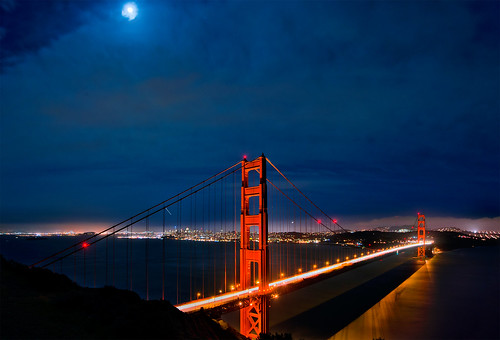 San Francisco - Golden Gate Bridge by Tom.Bricker, on Flickr