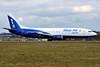 Blue Air YR-BAJ (Howard_Pulling) Tags: camera uk england march photo airport nikon bedfordshire flughafen luton lutonairport flug 2013 pictureof londonluton hpulling howardpulling nikond5100